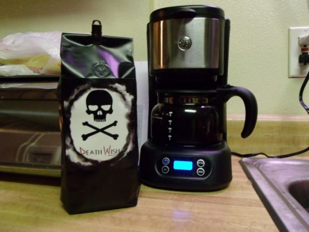 «Предсмертное желание» (Death Wish Coffee)