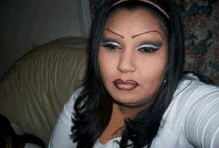 без макияжа 8