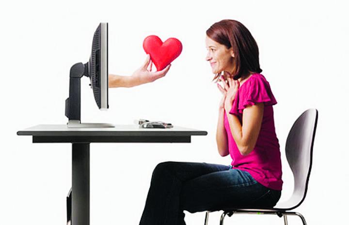 знакомства в интернете чем