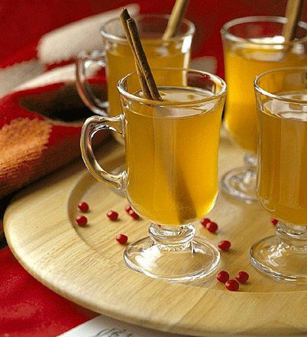 Рецепт глинтвейна в домашних условиях с медом