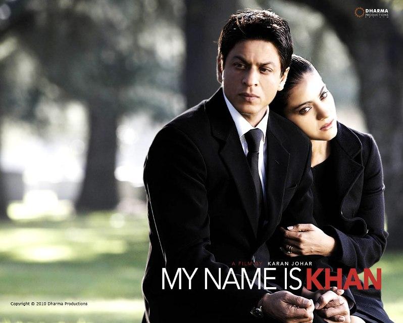 Меня зовут Кхан