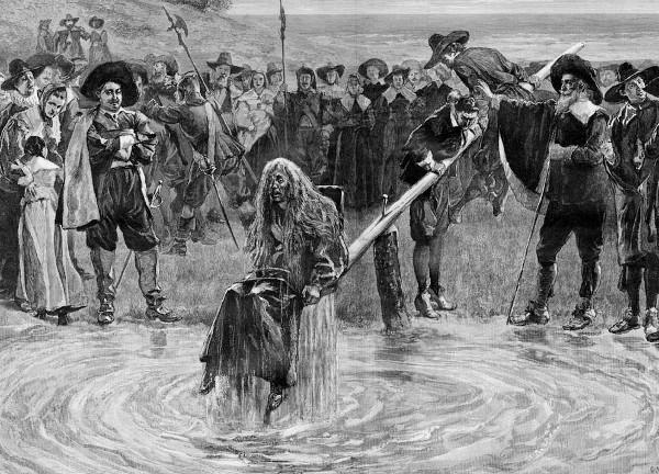 наказание женщин фото ретро