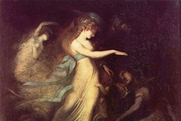 Древние злые боги гомосексуализм