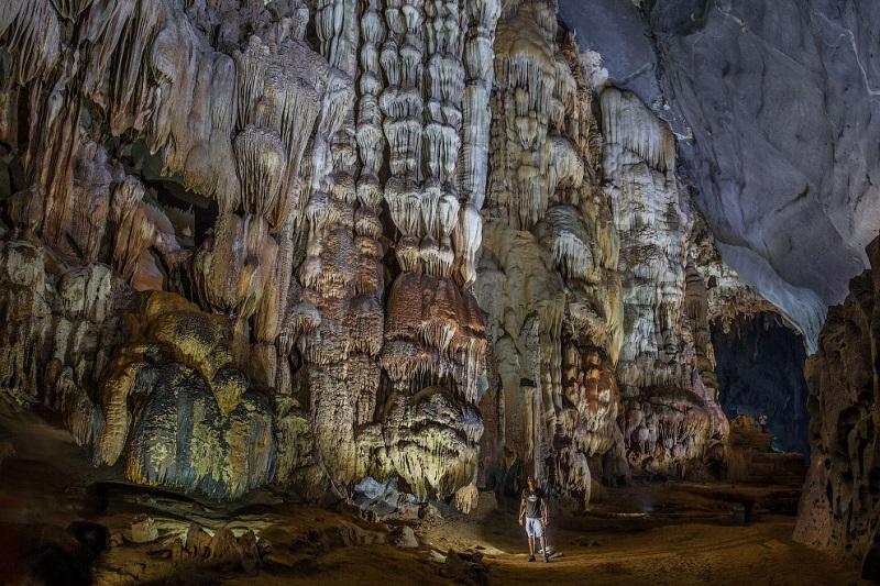 16-Шондонг - гигантская пещера во Вьетнаме