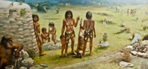 доисторические люди