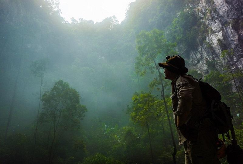 4-Джунгли внутри самой большой пещеры в мире