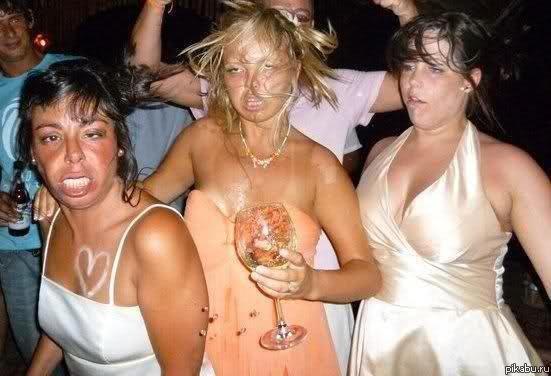 Пьяные женщины