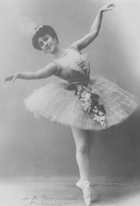Матильда Кшесинская – прима русского балета