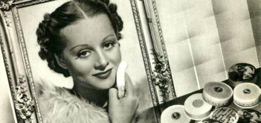 на фото:  Зофия Батыцкая / Zofia Batycka (род. 22 августа 1907, Львов, Украина - 9 июня 1989) - польская актриса, Мисс Польша 1930, Вице-мисс Европа 1930, Мисс Парамаунт 1931.