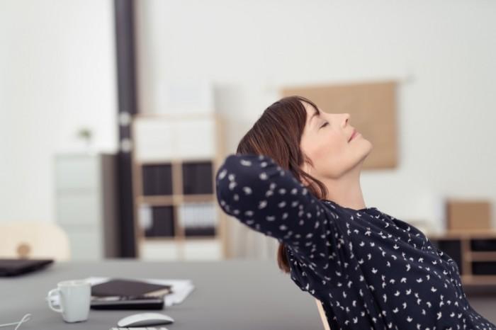 как избежать стреса на работе