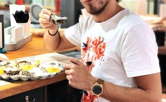 Evgenij Klopotenko: ustricy - jeto produkt, obrosshij mifami
