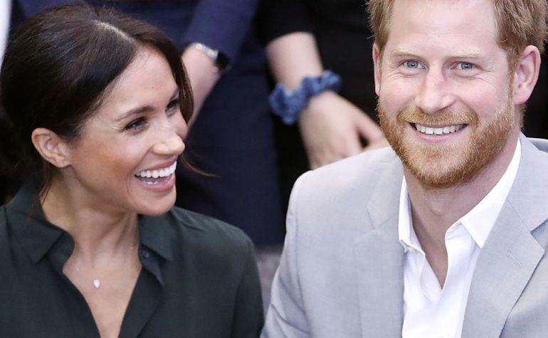 Принц Гарри и Меган Маркл ждут рождения первенца